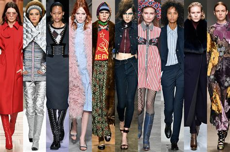 Fall Fashion Trends by The 15 Fall 2017 Runway Trends Fashion Unfiltered