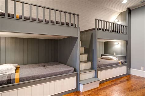 Recommended Age For Bunk Beds Bunk Bed Ideas For Boys And 58 Best Beds Designs In Floor Decorations 16 Lunalil