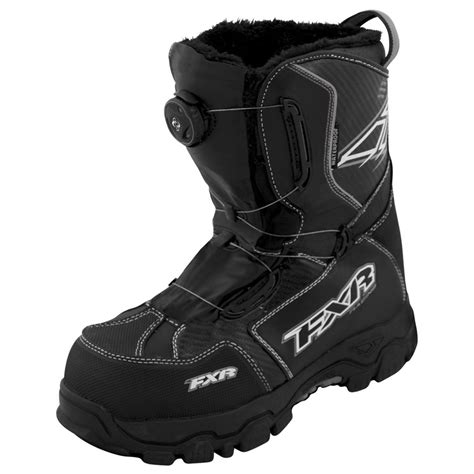 s fxr x cross boa snowmobile boots 590350