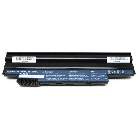 Baterai Laptop Acer Ao756 Oem baterai acer aspire one 522 d255 722 d260 high capacity