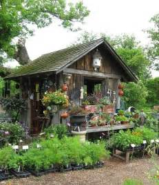 rustic garden shed home building