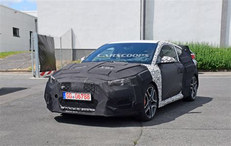 hyundai scoop scoop hyundai gets serious with all new 2018 veloster n