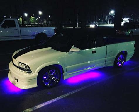 Shine Bright With Custom Led Lights Sound Wave Customs Custom Led Lights