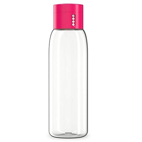 bed bath and beyond tracking joseph joseph 174 20 oz dot hydration tracking water bottle