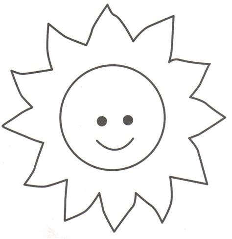 imagenes infantiles sol imagenes de sol para colorear imagui