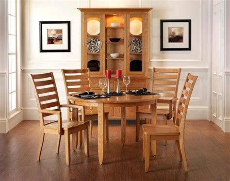 shaker dining room set ann arden amish modern shaker dining set dining tables