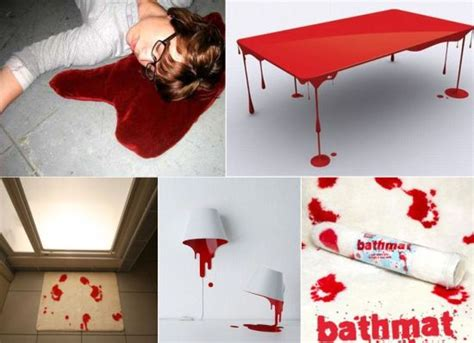 freak in the bedroom blood themed home furnishings to freak your senses hometone