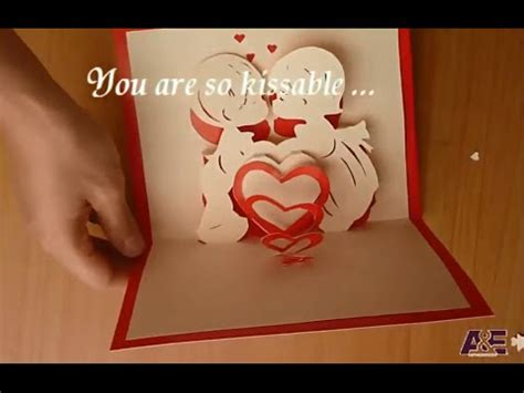 free pop up card templates valentines pop up card tutorial free