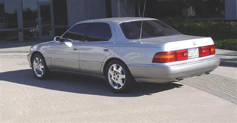lexus ls400 lowered lowering a 92 ls400 and replace wheels club lexus forums
