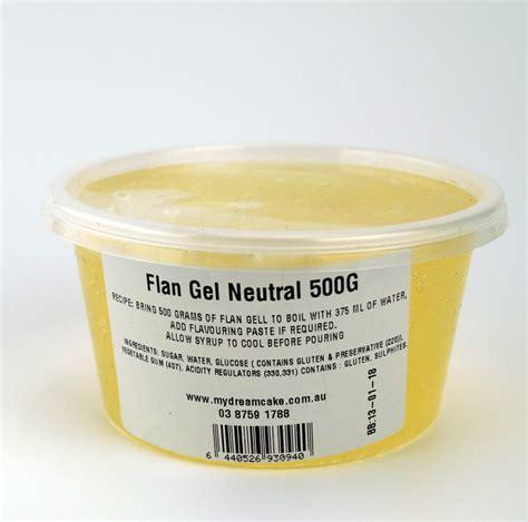 Gel Gabag 500 Gram Gabag Gel 500 Gram Gel Besar 500 flan gel neutral ready to use gel 500 grams ebay