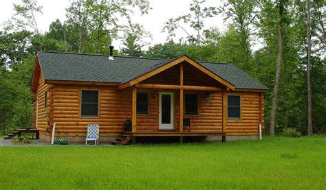 braxton log cabin home plan by coventry log homes inc
