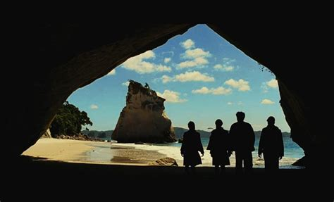 film location of narnia cathedral cove narnia chronicles filming location in new