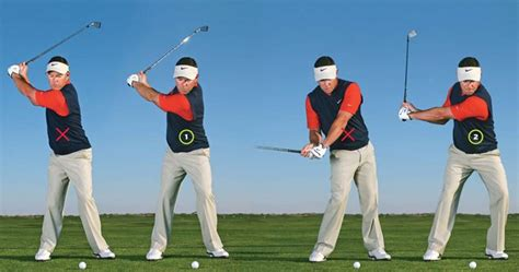 step by step golf swing pictures sean foley 4 steps to save your back golf digest