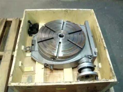 phase ii rotary table phase 2 rotary table test