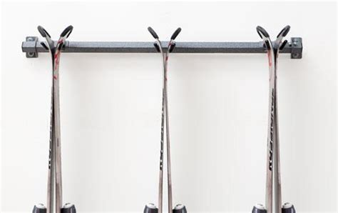 3 ski storage rack wall ski rack monkey bar storage