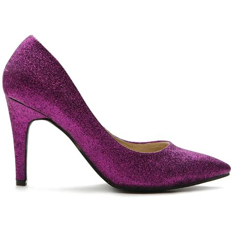 glitter high heels ollio s glitter shoes high heels multi color pumps
