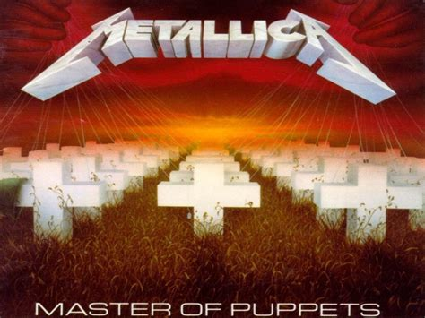 Master Of Puppets Metallica Master Of Puppets Album Band Cover Master Of Puppets Metallica 47604