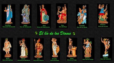 los dioses de cada 8472455149 foro gratis el l 237 o de los dioses