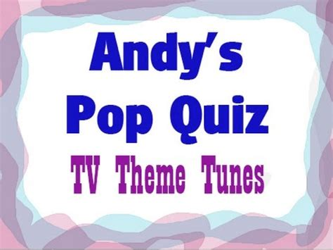 youtube tv theme quiz tv themes quiz name that tune youtube
