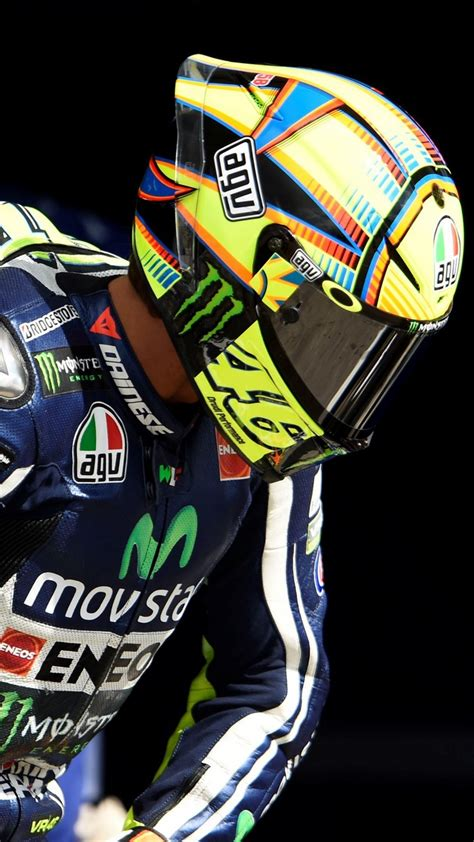 valentino rossi motocross helmet rugby football helmet hd wallpaper 1440x2560 super