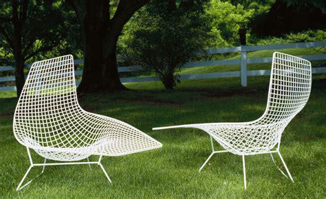chaise bertoia bertoia asymmetric chaise lounge hivemodern com