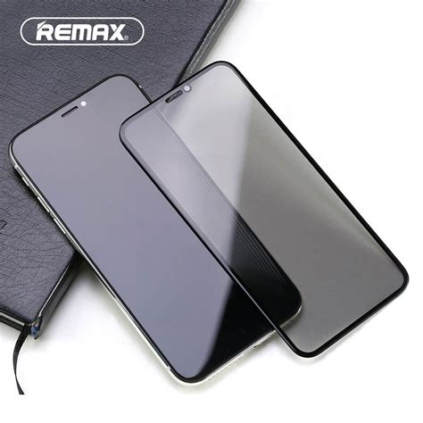 Remax Caesar Privacy Tempered Glass 0 3mm Iphone 7 Hitam remax caesar privacy tempered glass 0 3mm for iphone x
