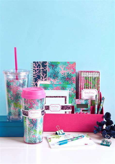 lilly pulitzer desk accessories lifeguard press lilly pulitzer precious desk supplies