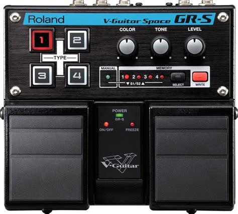 Harga Efek Gitar Roland Gr 55 efek gitar roland gr s v guitar space
