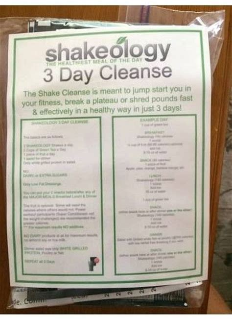 7 Day Detox Beachbody by Best 25 3 Day Cleanse Ideas On Juice Cleanse