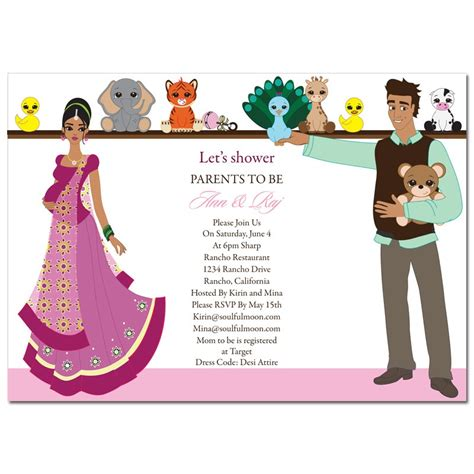 indian baby shower invitation cards templates shrimant invitation card smart designs