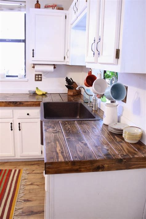 cheap countertop idea pinteres