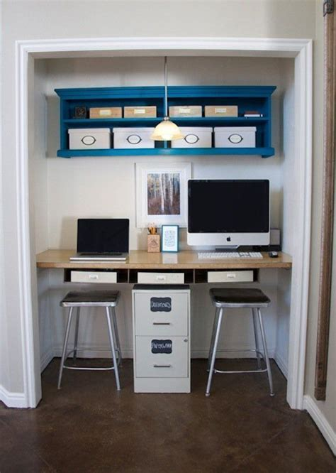 closet desk ideas best 25 closet turned office ideas on office