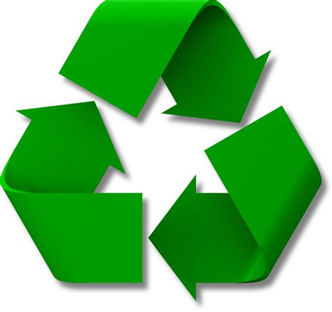 of recycle recycling recovery reuse