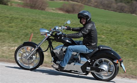 Honda Motorr Der Gebraucht Sterreich by Honda Chopper Testbericht