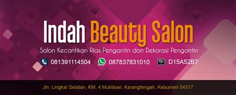 salon facial terdekat wedding organizer kebumen 2018 indah beauty salon