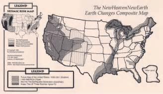 edgar cayce future map of america pole shift and earthchanges maps
