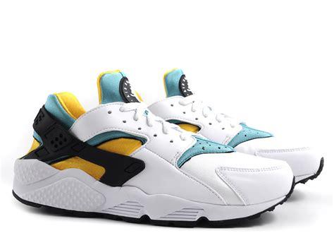 Nike Huarache nike air huarache white sport turquoise