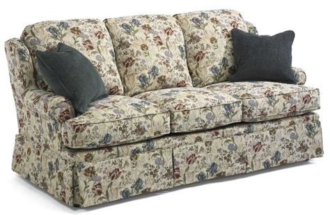 flexsteel sofa fabric choices flexsteel danville 70 quot casual sofa virginia furniture