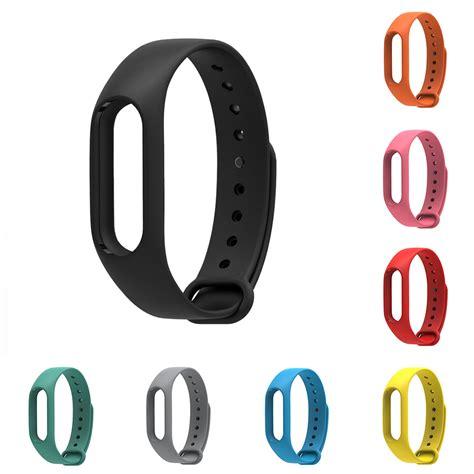 Mijobs Silicone Dual Color Mi Band 2 Wristband Original aliexpress buy replace for xiaomi mi band 2 wristband wearable mijobs wrist