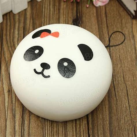 Squishy Panda 3 Tingkat Squishy kawaii jumbo panda squishy bun cell phone bag