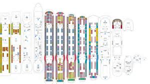 Liberty of the Seas Deck Plans   CruiseInd