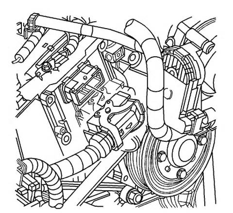 2005 Cadillac Cts Ecm Location 1997 Nissan Quest Transmission Module Location