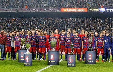 imagenes locas del barcelona valora a los jugadores del barcelona marca com