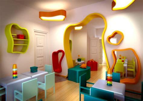 Badezimmer Deko Kindergarten by 100 Moderne Ideen F 252 R Kindergarten Interieur Archzine Net