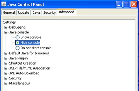 console java totd 114 how to enable java console in mac os x windows