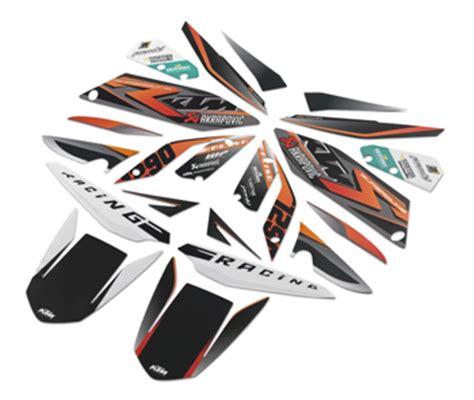 Ktm Powerparts Aufkleber by Aomc Mx Ktm Racing Graphics Kit 1290 Superduke