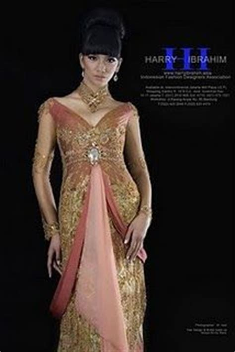 Dress Pakaian Terusan Wanita V Neck Embriodery S 345698 1000 images about kebaya modern on kebaya