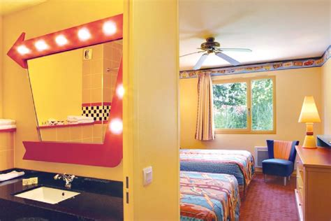 chambre hotel santa fe disney disney s hotel santa fe marne la vall 233 e