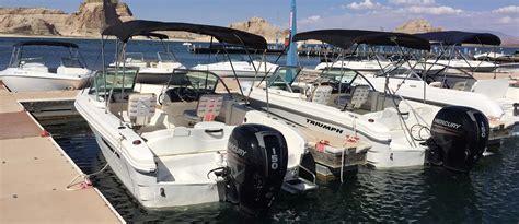 lake powell ski boat rentals wahweap marina boat rental reservations