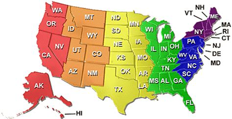 usa map states initials state abbreviations map my